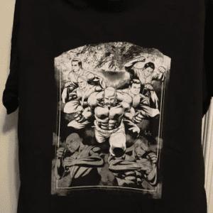 Warrior Island Black Art Shirt 3
