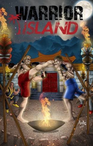Warrior Island Comic Issue #3