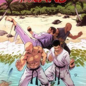 Warrior Island Comic Issue #1