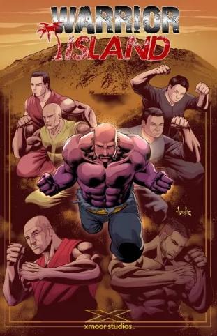 Warrior Island Comic Issue #2
