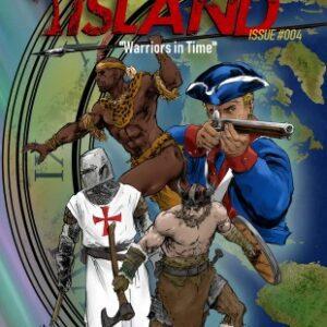 Warrior Island Comic Issue #4